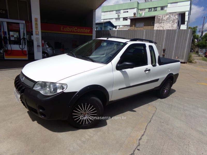 strada 1.4 mpi fire ce 8v flex 2p manual 2008 caxias do sul