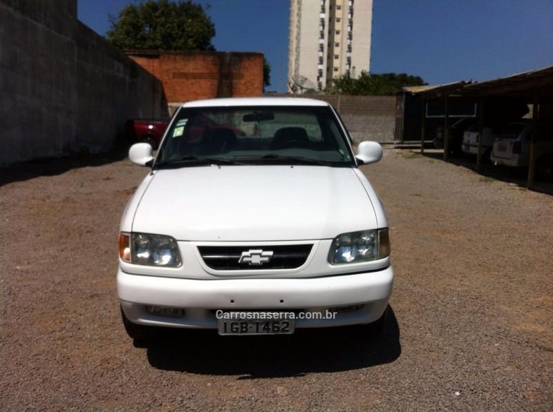 s10 2.2 efi dlx 4x2 cs 8v gasolina 2p manual 1997 caxias do sul