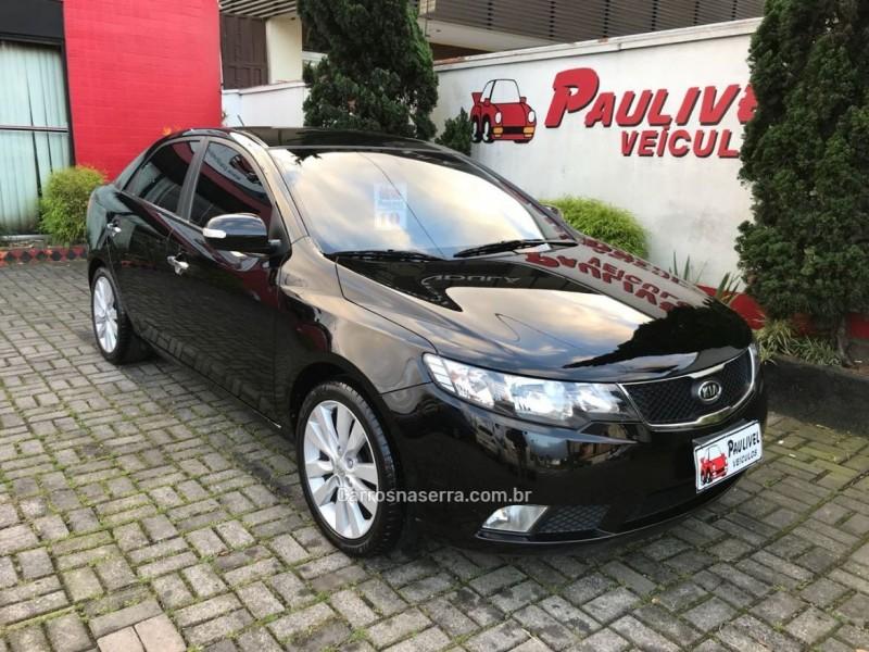 cerato 1.6 ex2 sedan 16v gasolina 4p manual 2010 caxias do sul