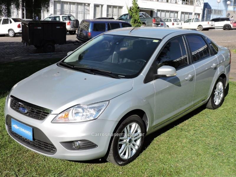 focus 2.0 glx sedan 16v flex 4p automatico 2011 sao marcos