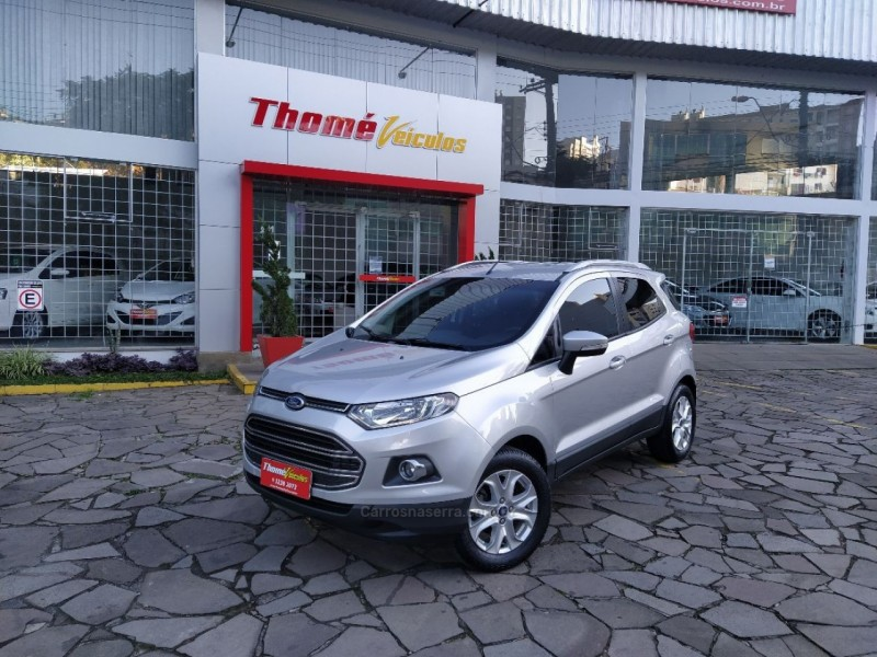 ecosport 2.0 titanium plus 16v flex 4p powershift 2015 caxias do sul