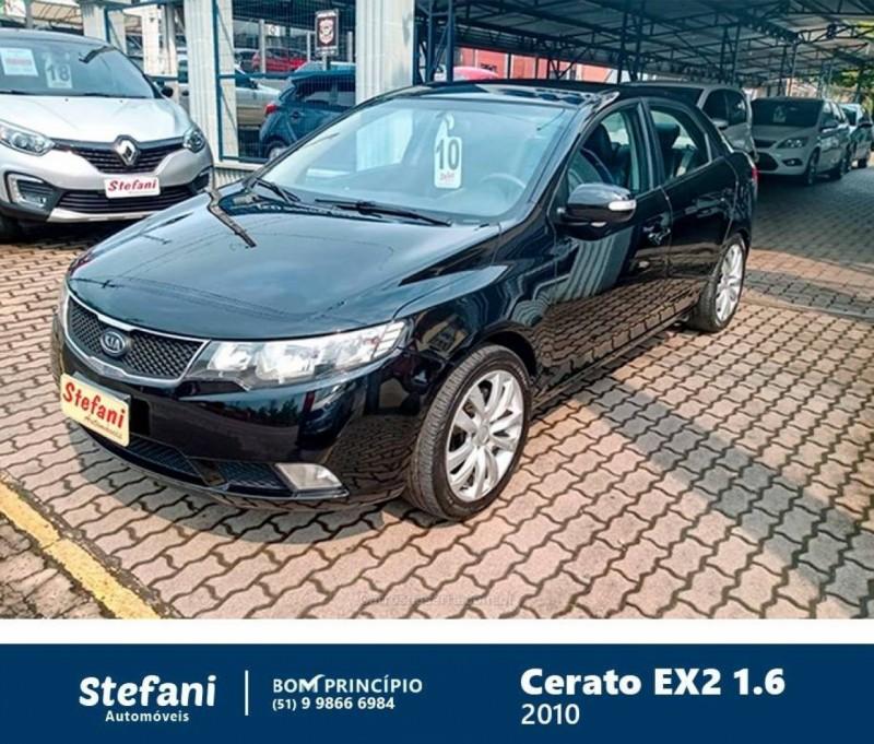 cerato 1.6 ex2 sedan 16v gasolina 4p manual 2010 bom principio