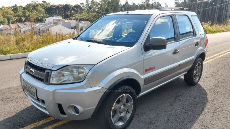 ecosport 1.6 xlt freestyle 8v flex 4p manual 2009 sao marcos