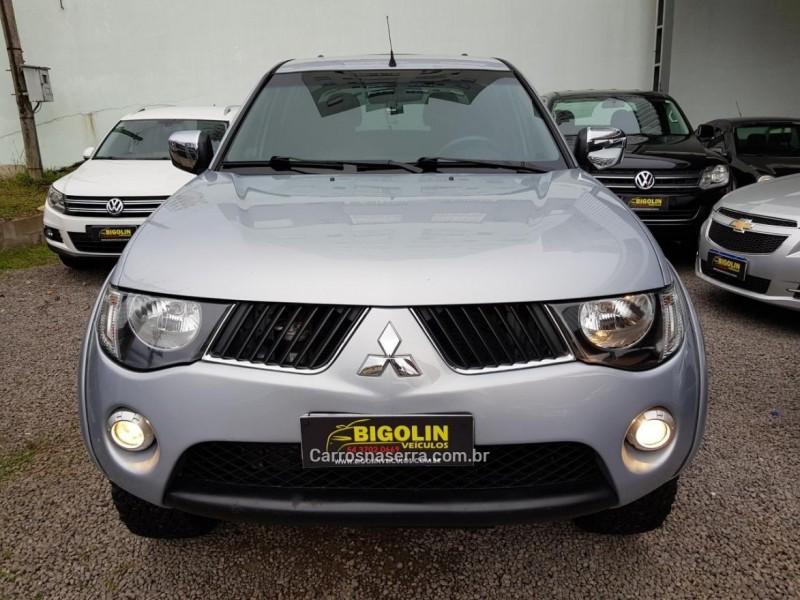 l200 triton 3.2 hpe 4x4 cd 16v turbo intercooler diesel 4p automatico 2010 bento goncalves
