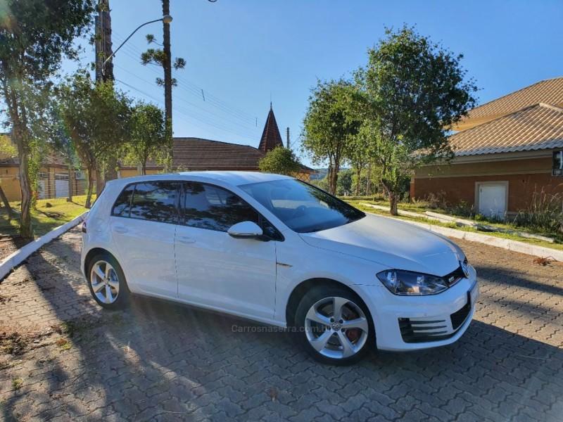 golf 2.0 tsi gti 16v turbo gasolina 4p automatico 2014 nova petropolis