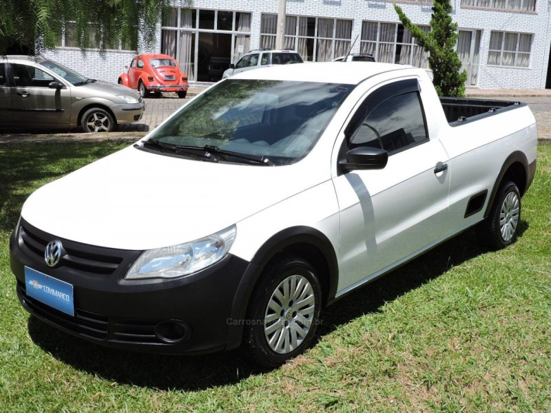 saveiro 1.6 mi cs 8v flex 2p manual g.v 2010 sao marcos