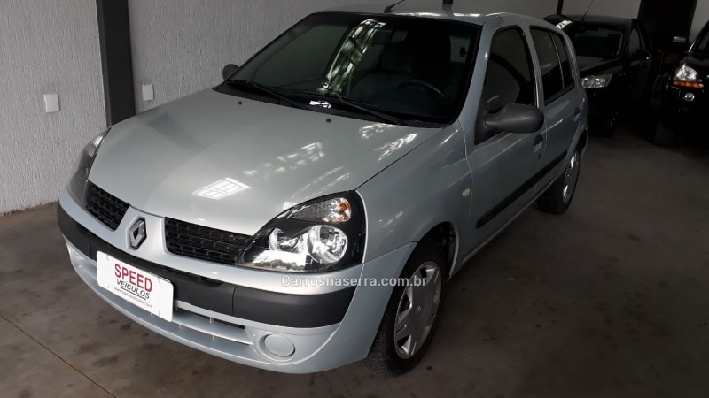 clio 1.0 authentique 16v gasolina 4p manual 2004 sao sebastiao do cai