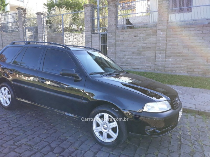 PARATI 1.8 MI PLUS 8V FLEX 4P MANUAL G.III - 2003 - CAXIAS DO SUL