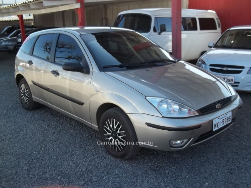 focus 1.6 gl 8v gasolina 4p manual 2008 farroupilha