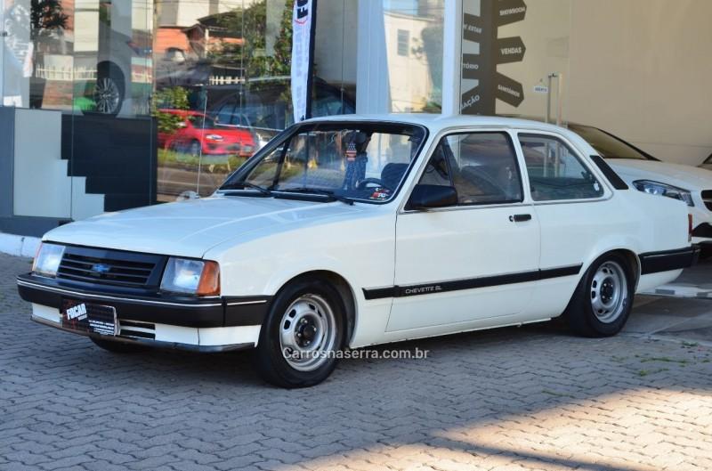 chevette 1.6 sl 8v gasolina 2p manual 1990 caxias do sul