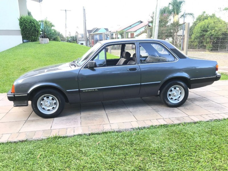chevette 1.6 sl 8v gasolina 2p manual 1990 bento goncalves