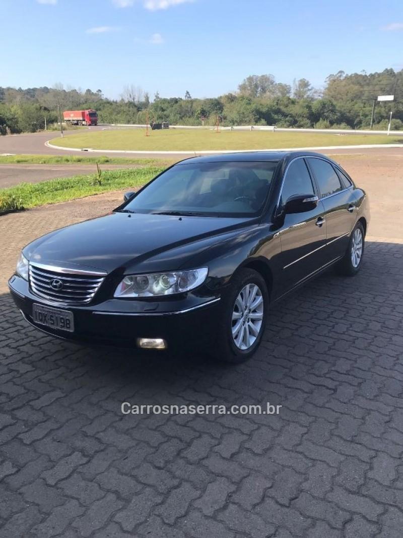 azera 3.3 mpfi gls sedan v6 24v gasolina 4p automatico 2010 bom principio