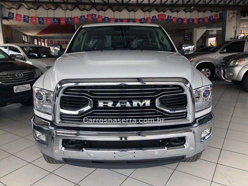 ram 6.7 2500 laramie 4x4 cd i6 turbo diesel 4p automatico 2018 caxias do sul