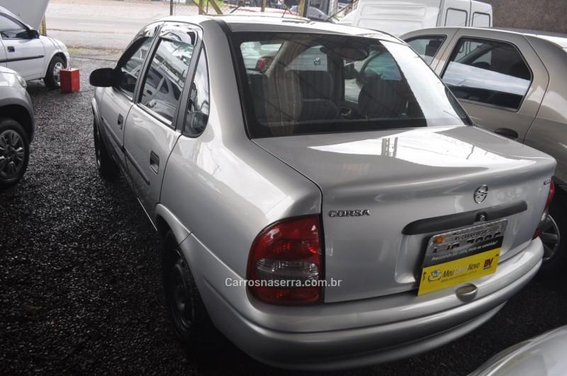 corsa 1.0 mpfi super sedan 8v gasolina 4p manual 2001 caxias do sul