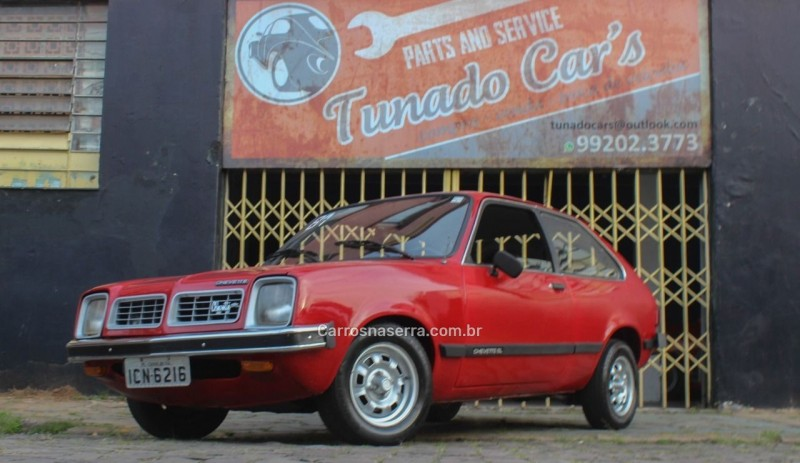 chevette 1981 caxias do sul