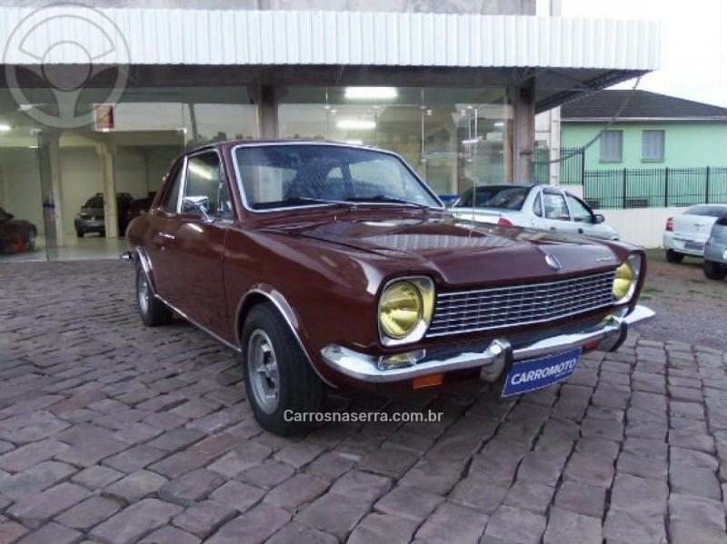 corcel 1.4 luxo 8v gasolina 2p manual 1975 sao marcos