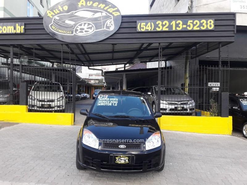 fiesta 1.0 mpi 8v gasolina 4p manual 2009 caxias do sul