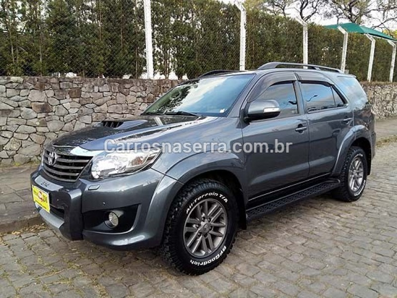 hilux sw4 3.0 srv 4x4 cd 16v turbo intercooler diesel 4p automatico 2013 caxias do sul