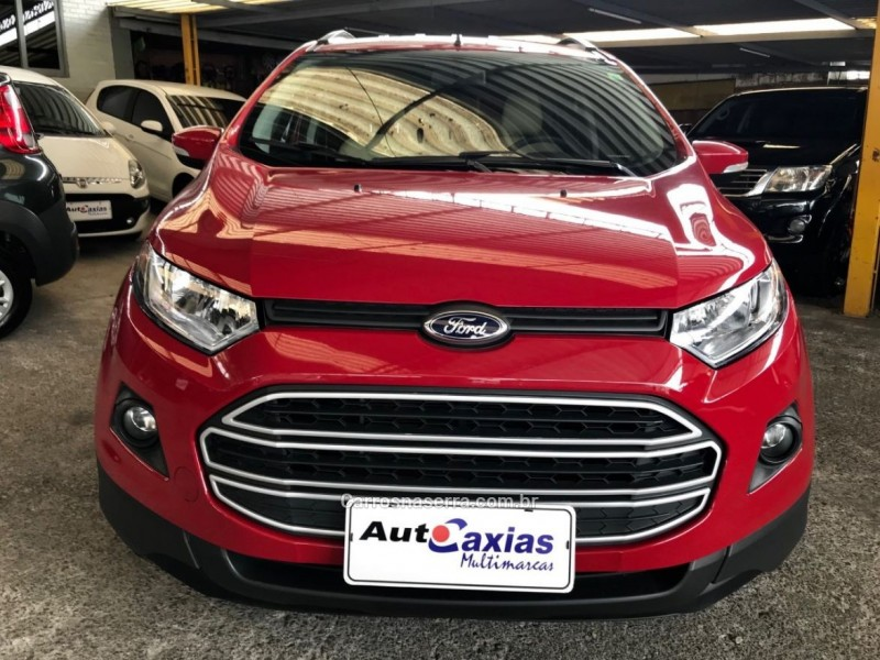 ecosport 1.6 se 16v flex 4p manual 2016 caxias do sul