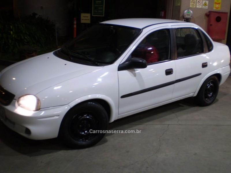 corsa 1.0 mpfi classic sedan 8v gasolina 4p manual 2010 caxias do sul