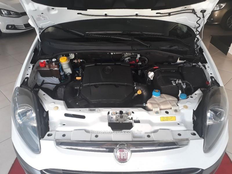 PUNTO 1.8 SPORTING 16V FLEX 4P AUTOMATIZADO - 2013 - FLORES DA CUNHA