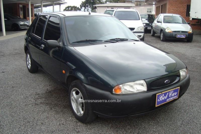 fiesta 1.0 mpi gl 8v gasolina 4p manual 1996 caxias do sul