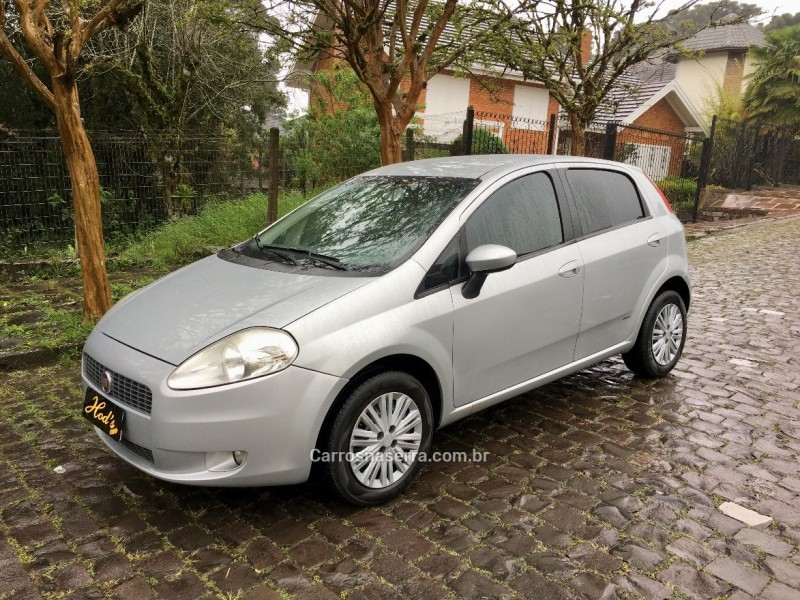 punto 1.4 elx 8v flex 4p manual 2010 canela