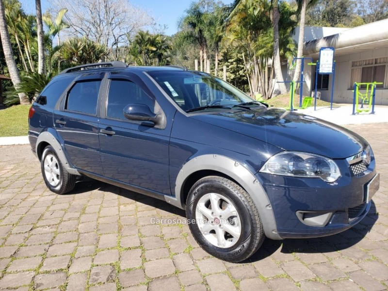 palio 1.6 trekking weekend 16v flex 4p manual 2015 vale real