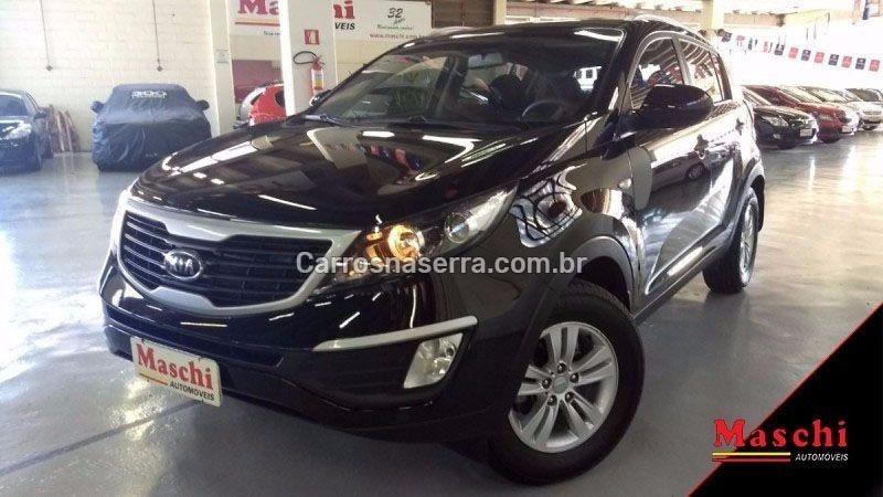 sportage 2.0 lx 4x2 16v gasolina 4p manual 2011 caxias do sul