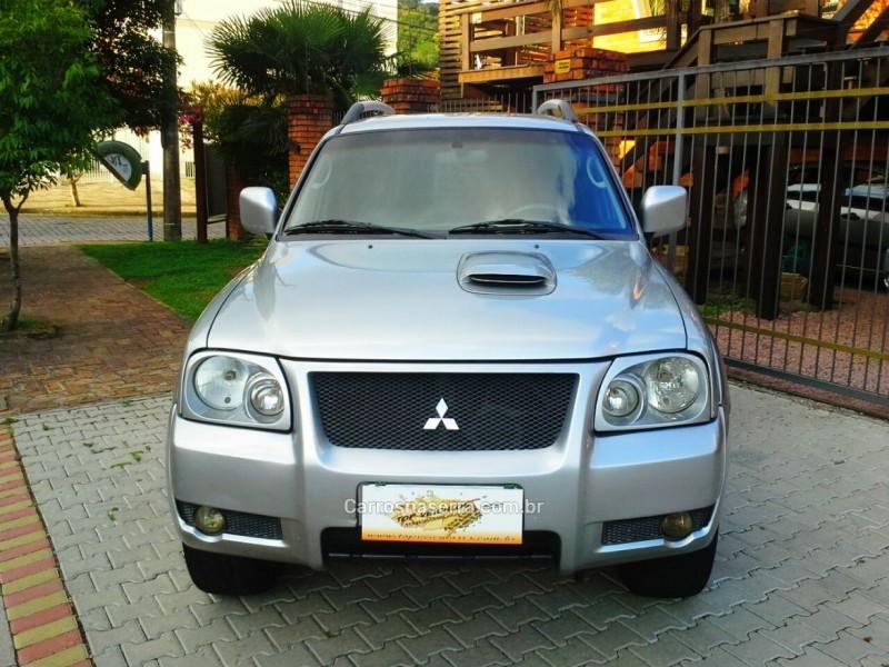 PAJERO SPORT 2.5 HPE 4X4 8V TURBO INTERCOOLER DIESEL 4P AUTOMÁTICO - 2007 - CAXIAS DO SUL