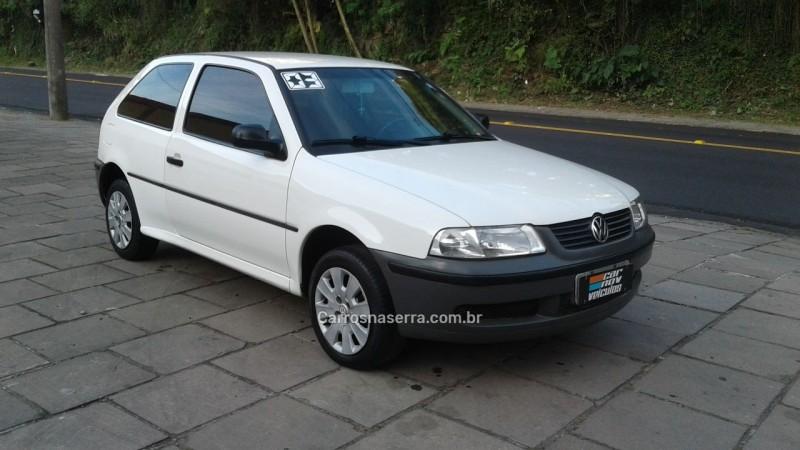 gol 1.6 mi 8v gasolina 2p manual g.iii 2003 caxias do sul