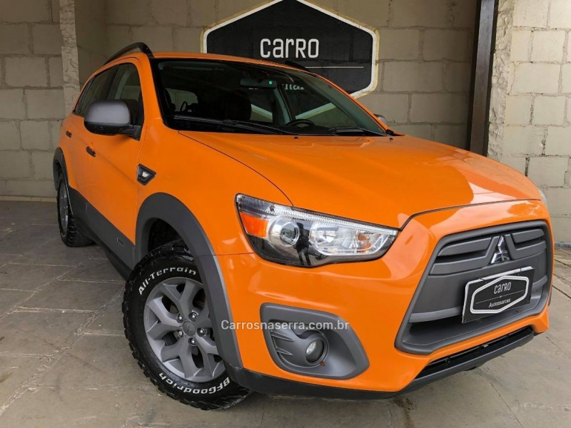 asx 2.0 awd outdoor 16v gasolina 4p manual 2016 caxias do sul