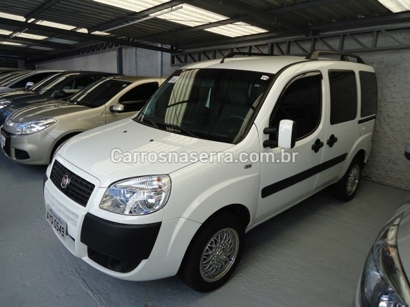 doblo 1.4 mpi attractive 8v flex 4p manual 2014 caxias do sul