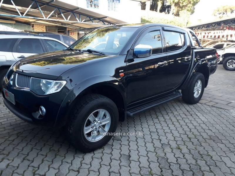 l200 triton 3.2 hpe 4x4 cd 16v turbo intercooler diesel 4p automatico 2010 caxias do sul