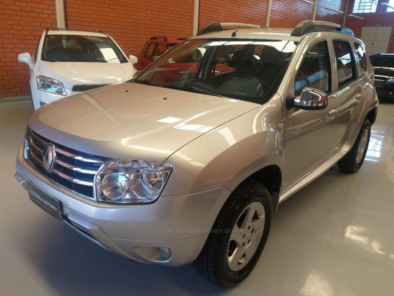 duster 1.6 dynamique 4x2 16v flex 4p manual 2013 bento goncalves