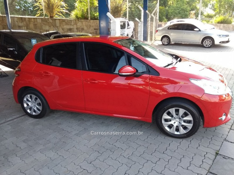 208 1.5 ACTIVE PACK 8V FLEX 4P MANUAL - 2014 - BENTO GONçALVES