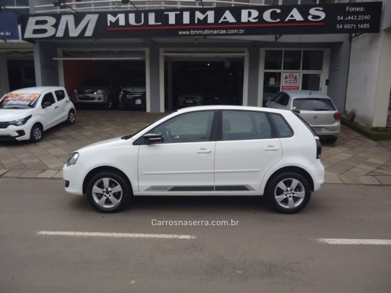 polo 1.6 mi sportline 8v flex 4p manual 2014 guapore