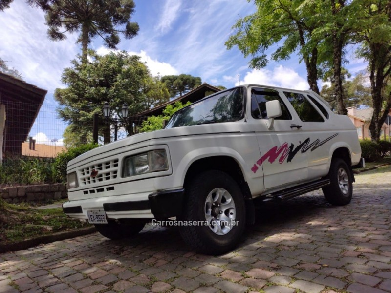 d20 4.0 custom de luxe cd 8v diesel 2p manual 1996 canela