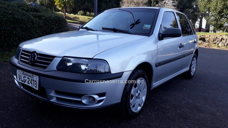 gol 1.6 mi power 8v gasolina 4p manual g.iii 2003 farroupilha