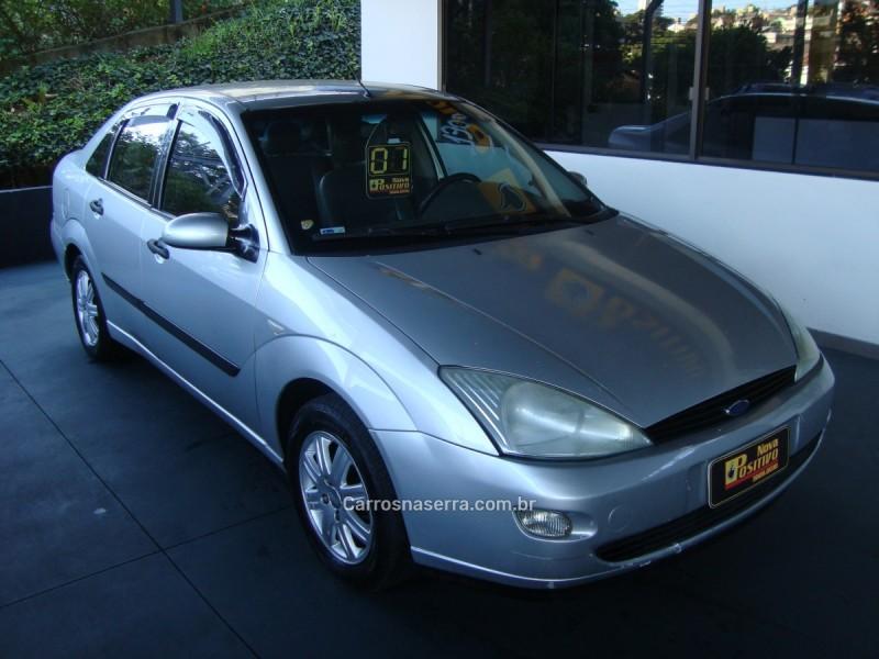 focus 2.0 glx sedan 16v gasolina 4p manual 2001 caxias do sul