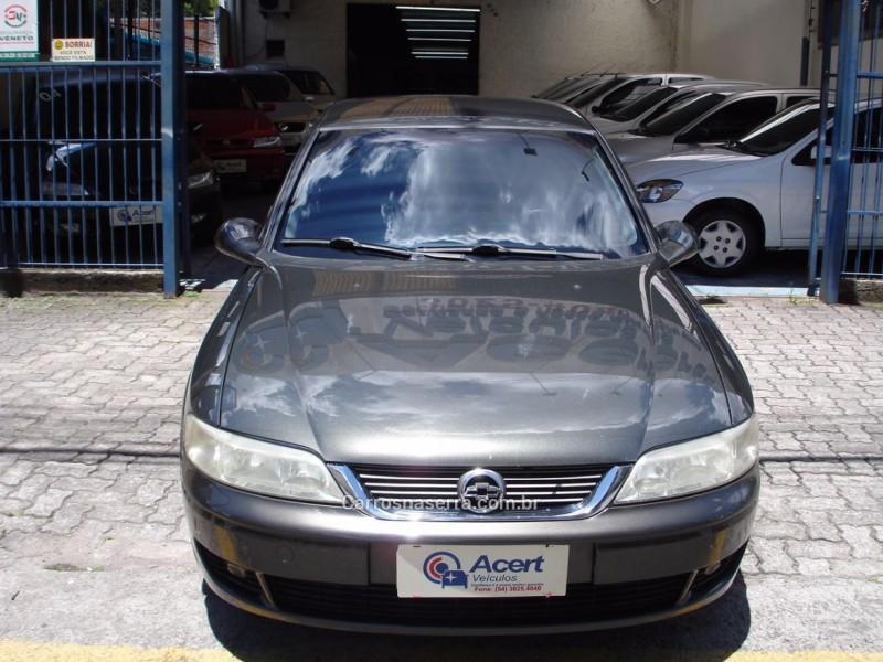 vectra 2.0 mpfi collection 8v gasolina 4p manual 2005 caxias do sul