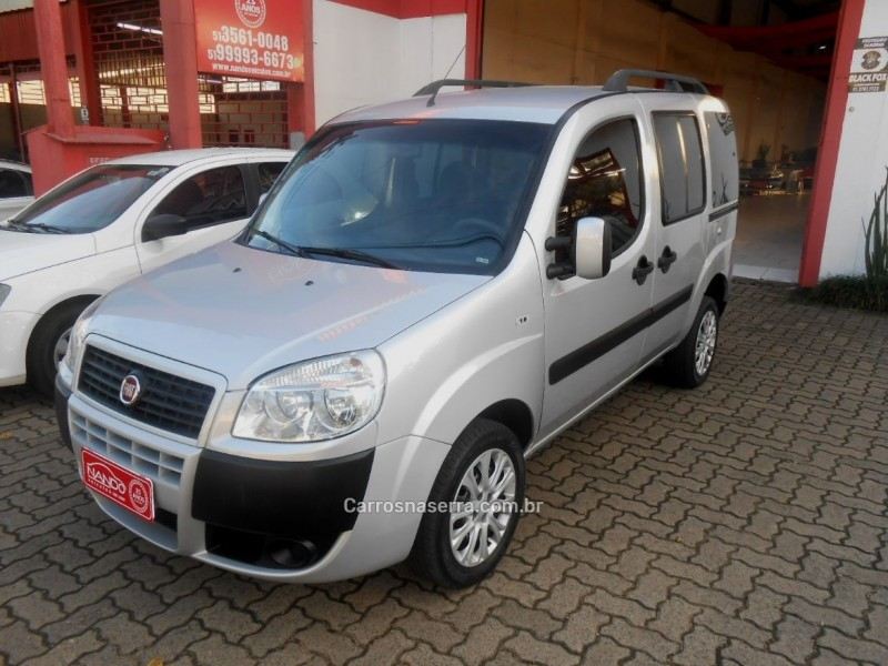 doblo 1.8 mpi essence 16v flex 4p manual 2015 estancia velha