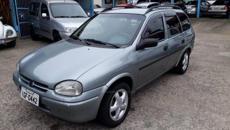 corsa 1.6 mpfi gl wagon 8v gasolina 4p manual 1997 caxias do sul