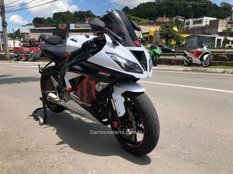 ninja zx 6r 636 2013 caxias do sul