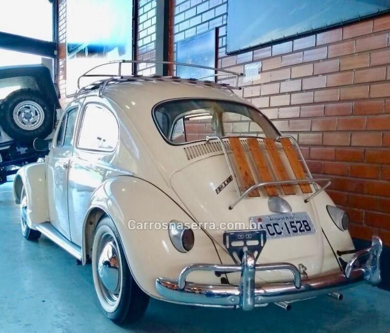 FUSCA 1.3 8V GASOLINA 2P MANUAL - 1968 - CAXIAS DO SUL