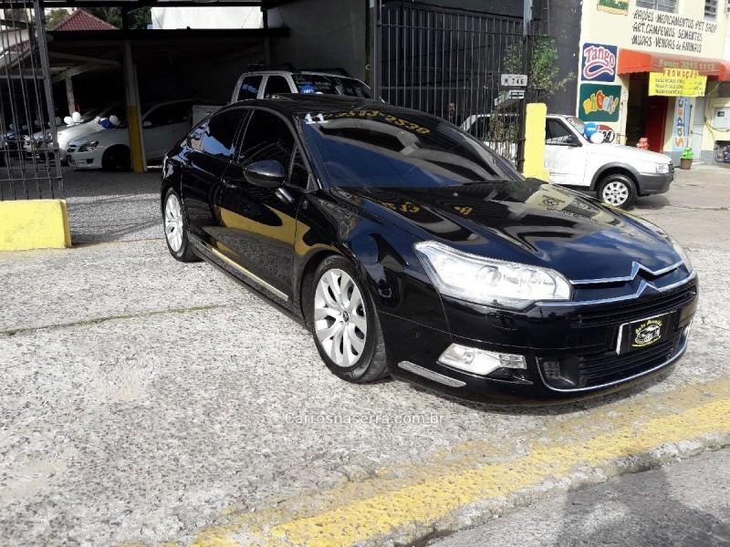 c5 2.0 mpfi exclusive break 16v gasolina 4p automatico 2011 caxias do sul