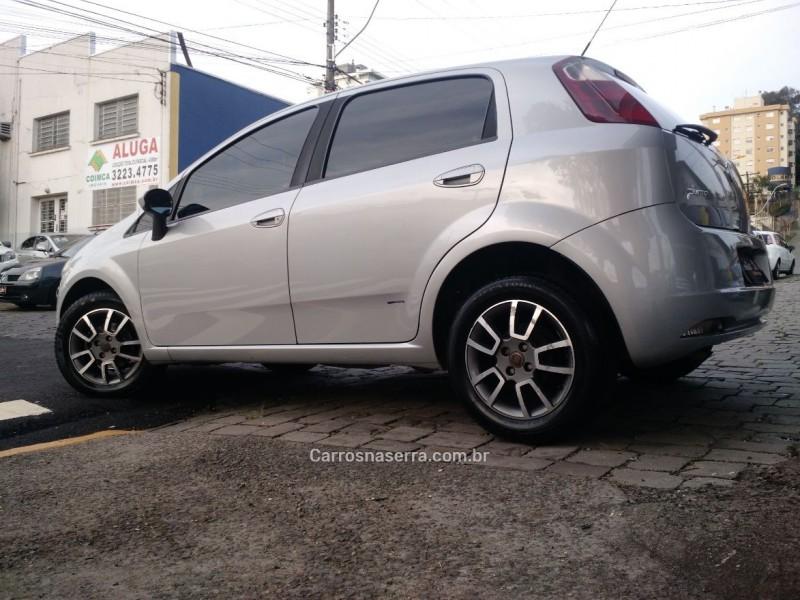 PUNTO 1.4 ELX 8V FLEX 4P MANUAL - 2010 - CAXIAS DO SUL