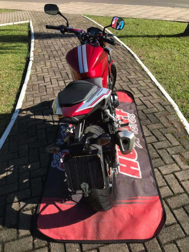 CB 500F ABS - 2019 - FELIZ