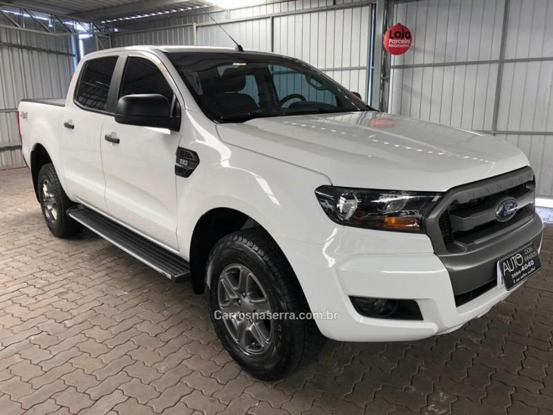 ranger 2.2 xls 4x4 cd 16v diesel 4p automatico 2018 dois irmaos
