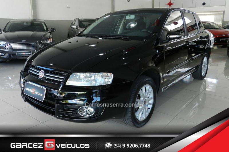 stilo 1.8 mpi attractive 8v flex 4p manual 2011 bento goncalves